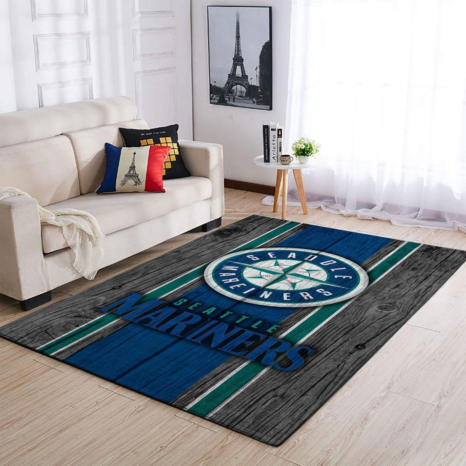 Amazon Seattle Mariners Living Room Area No4948 Rug