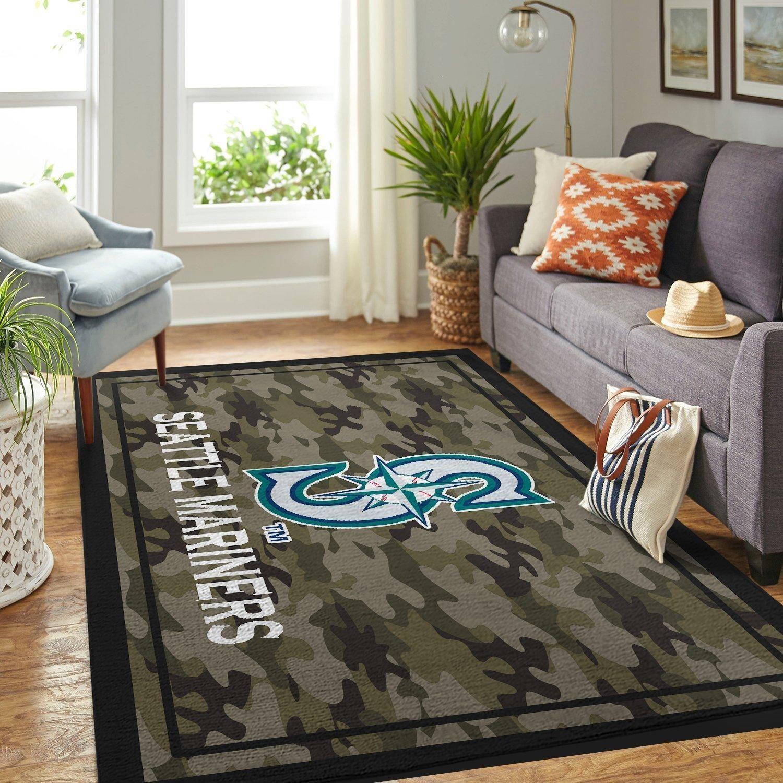 Amazon Seattle Mariners Living Room Area No4951 Rug