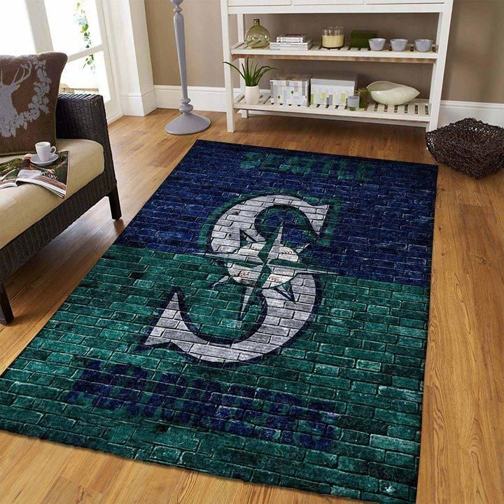 Amazon Seattle Mariners Living Room Area No4954 Rug