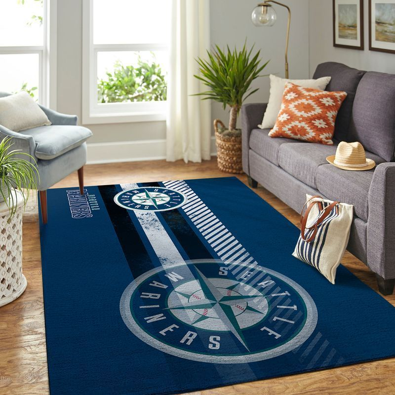 Amazon Seattle Mariners Living Room Area No4960 Rug