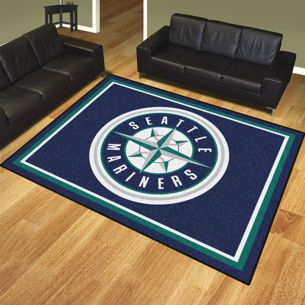 Amazon Seattle Mariners Living Room Area No4961 Rug