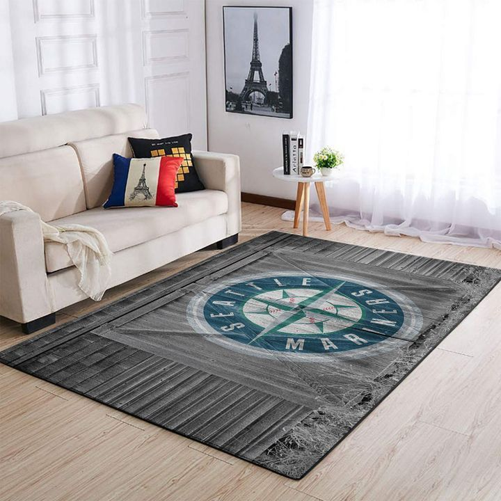 Amazon Seattle Mariners Living Room Area No4965 Rug