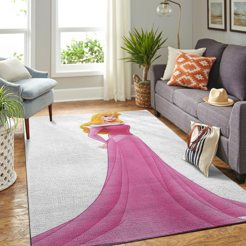Amazon Sleeping Princess Aurora Living Room Area No6527 Rug