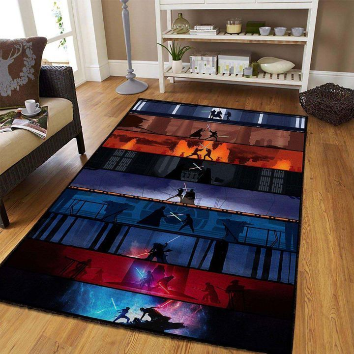 Amazon Star War Living Room Area No6602 Rug