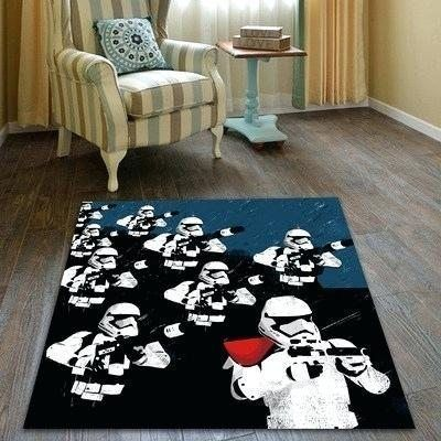 Amazon Star War Living Room Area No6609 Rug