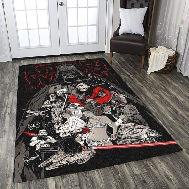 Amazon Star War Living Room Area No6610 Rug