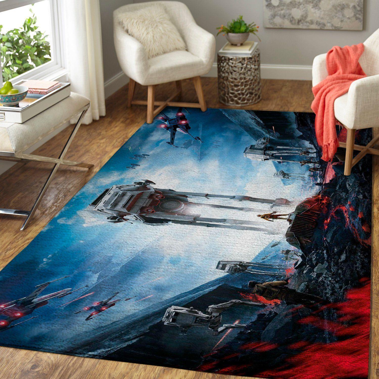 Amazon Star War Living Room Area No6614 Rug