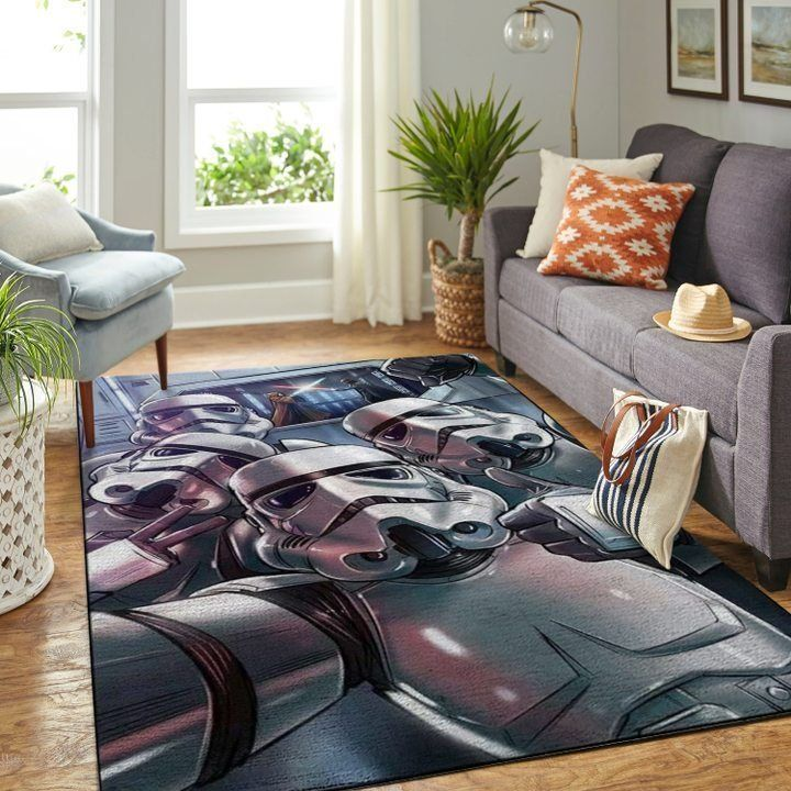 Amazon Star War Living Room Area No6615 Rug