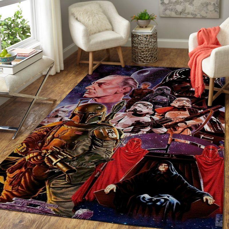 Amazon Star War Living Room Area No6617 Rug