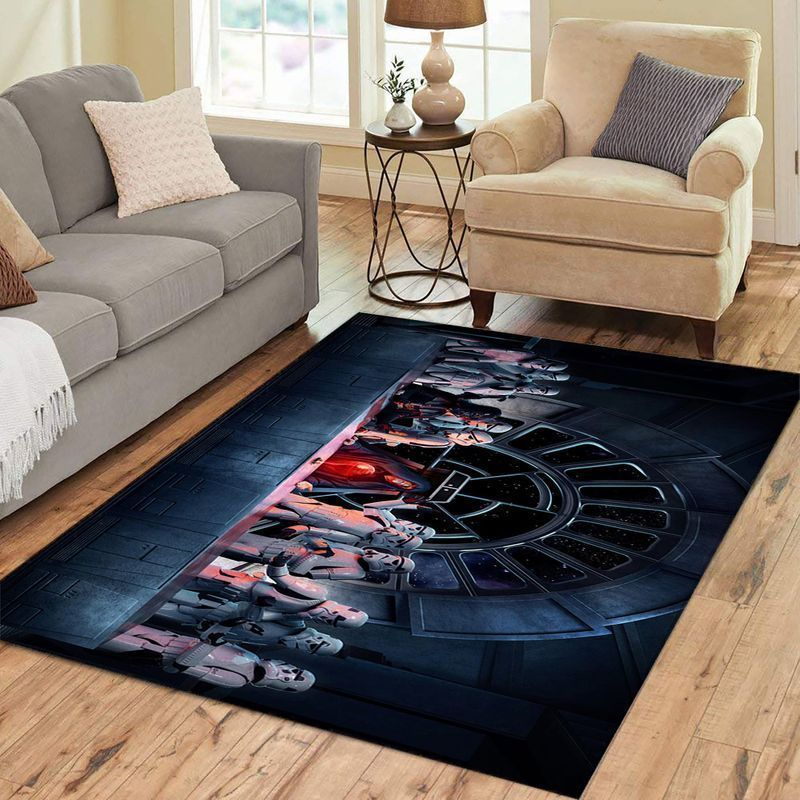 Amazon Star War Living Room Area No6621 Rug