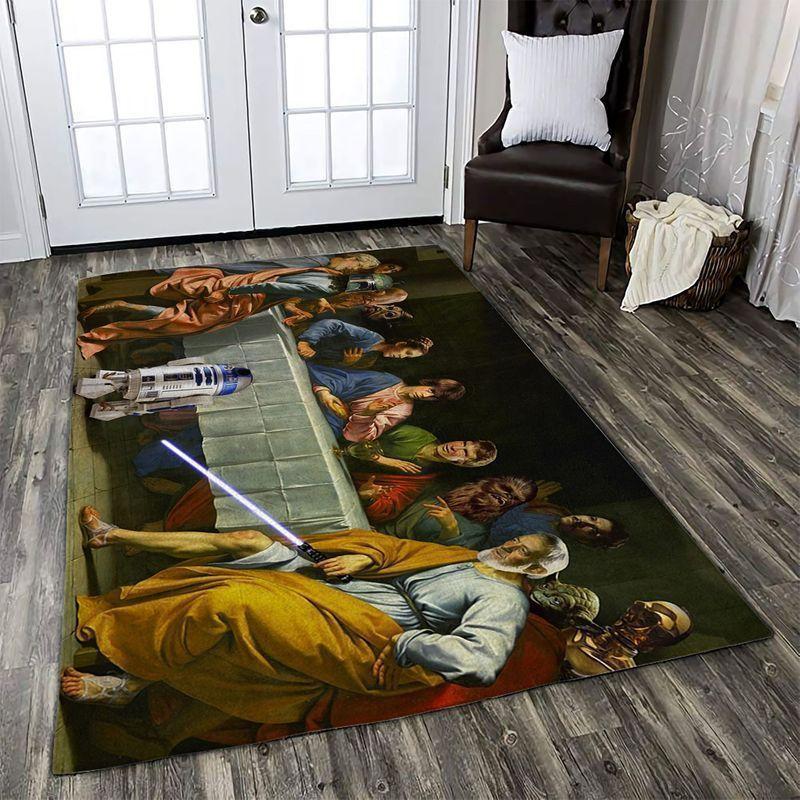 Amazon Star War Living Room Area No6622 Rug