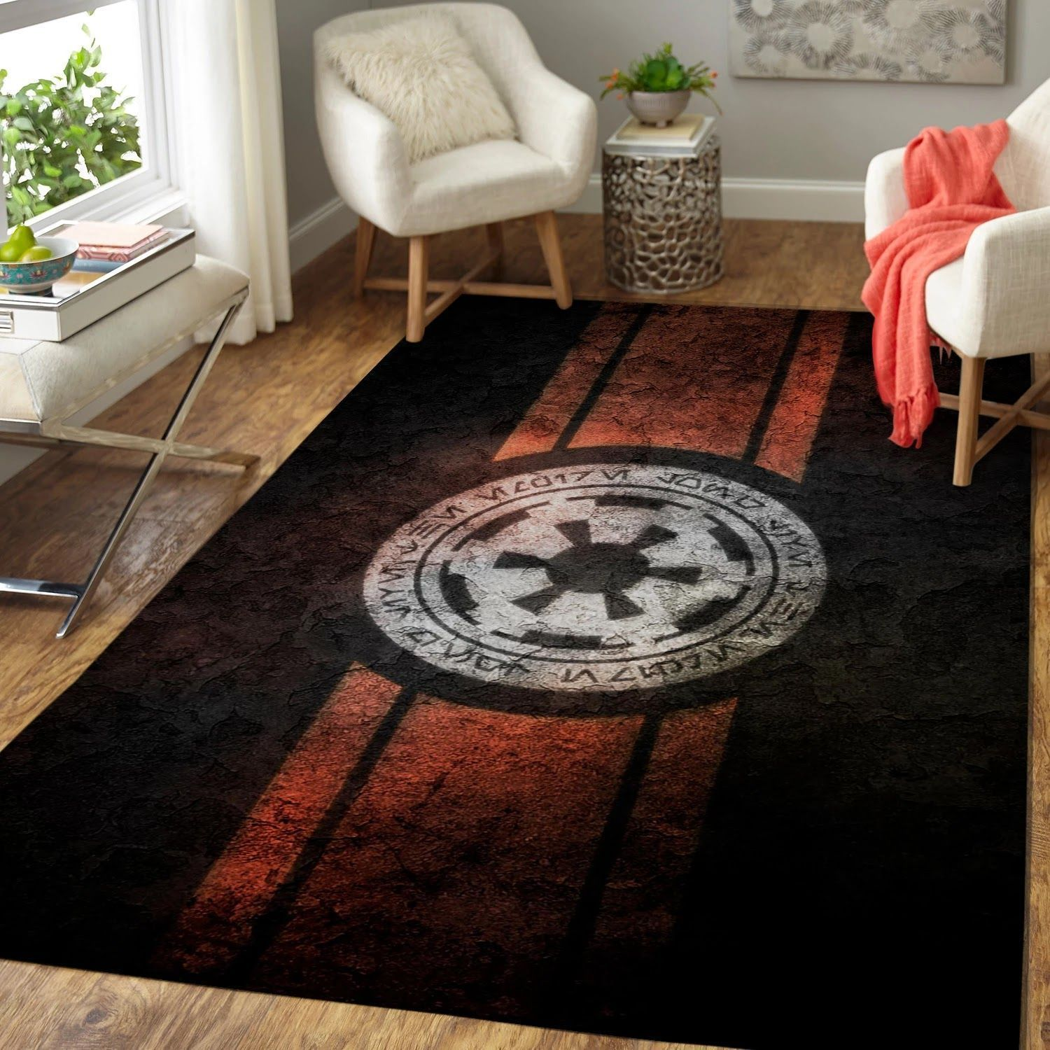 Amazon Star War Living Room Area No6624 Rug