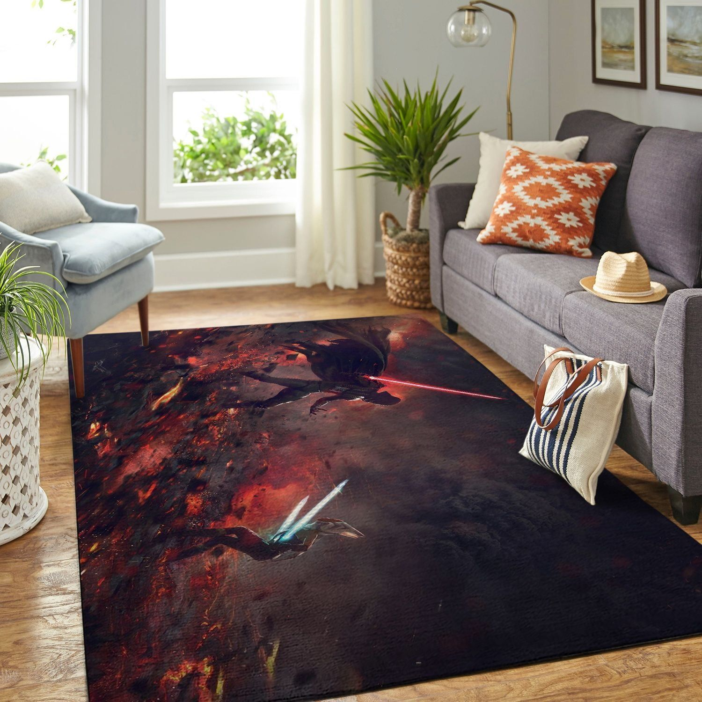 Amazon Star War Living Room Area No6634 Rug