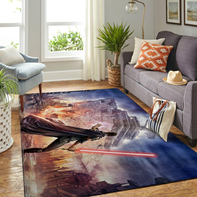 Amazon Star War Living Room Area No6640 Rug