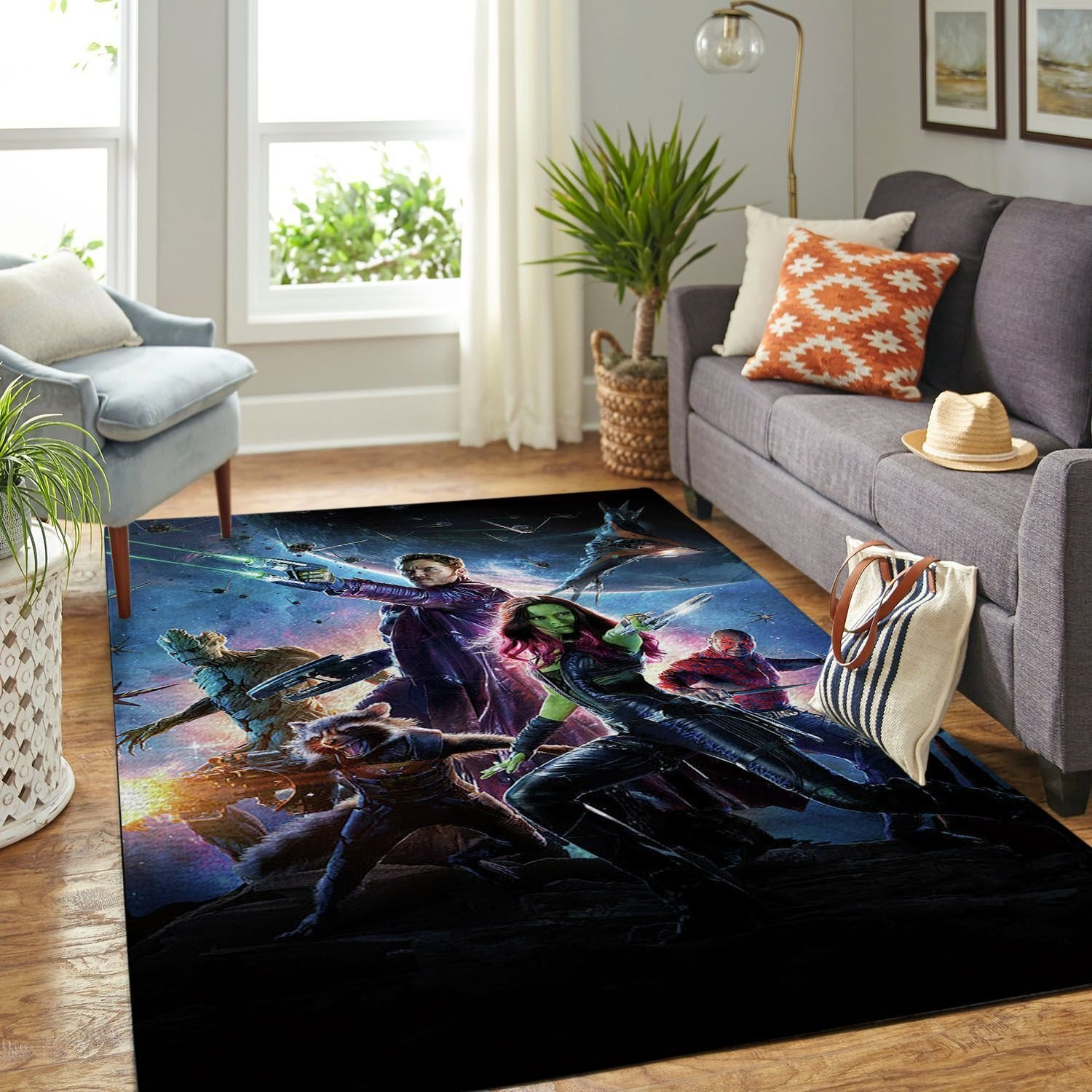 Amazon Starwars Living Room Area No6644 Rug