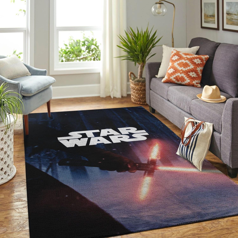 Amazon Starwars Living Room Area No6645 Rug