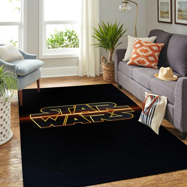 Amazon Starwars Living Room Area No6646 Rug