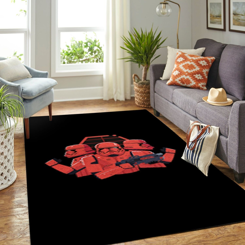 Amazon Starwars Living Room Area No6647 Rug