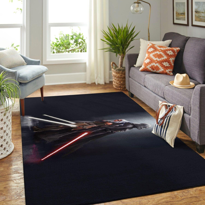 Amazon Starwars Living Room Area No6693 Rug