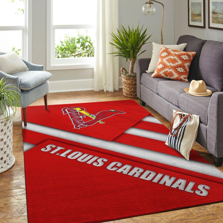 Amazon St.louis Cardinals Living Room Area No5048 Rug