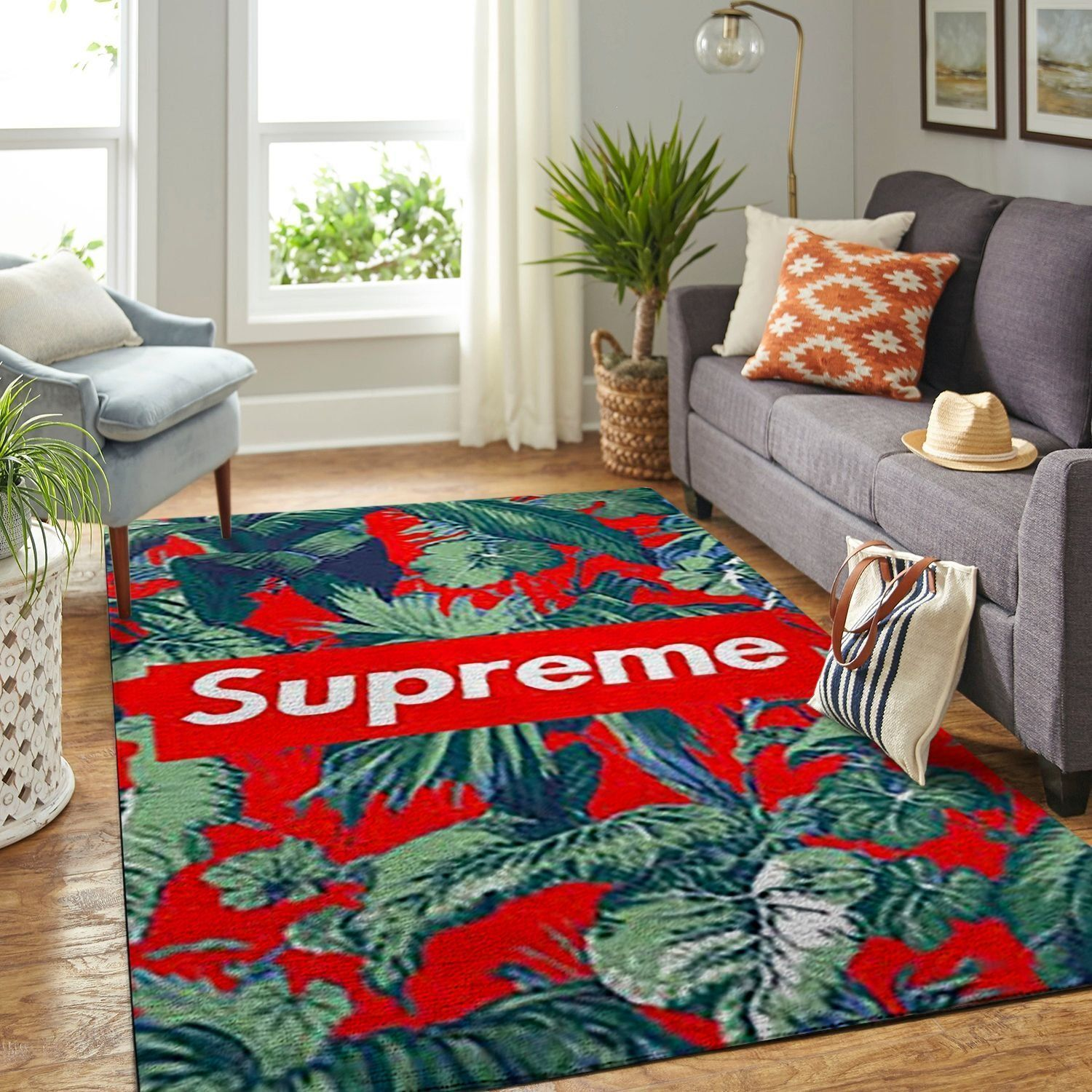 Amazon Supreme Living Room Area No1903 Rug