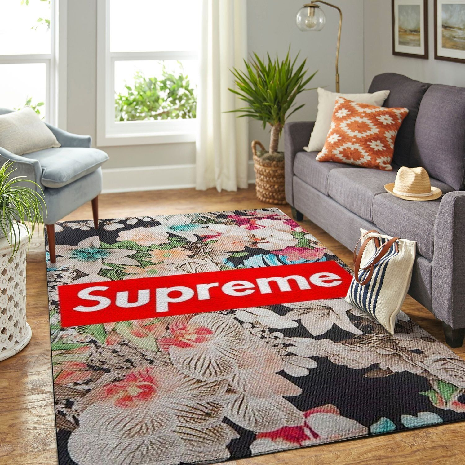 Amazon Supreme Living Room Area No1910 Rug