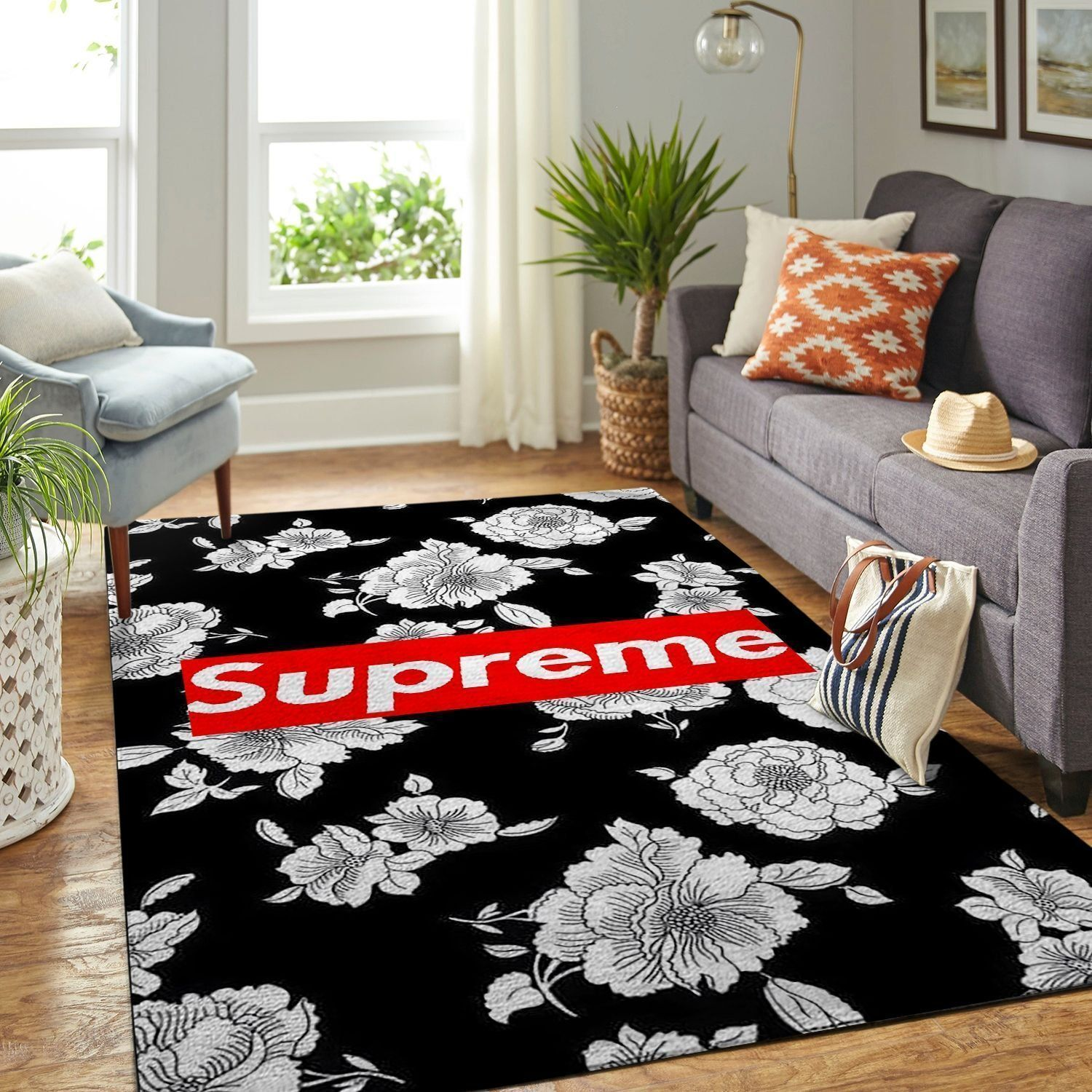 Amazon Supreme Living Room Area No1911 Rug