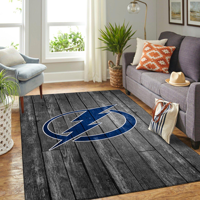 Amazon Tampa Bay Lightning Living Room Area No5084 Rug