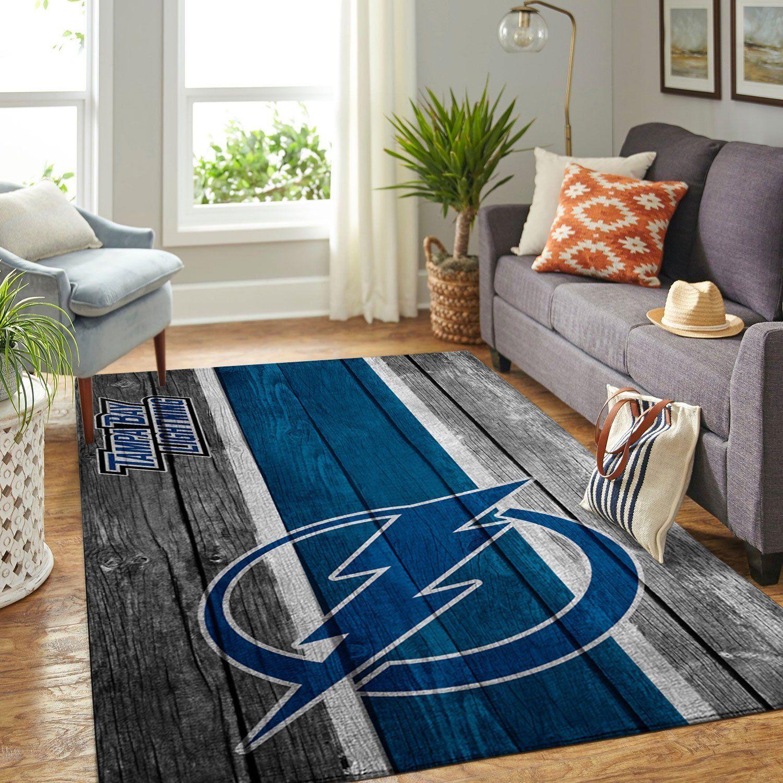 Amazon Tampa Bay Lightning Living Room Area No5089 Rug