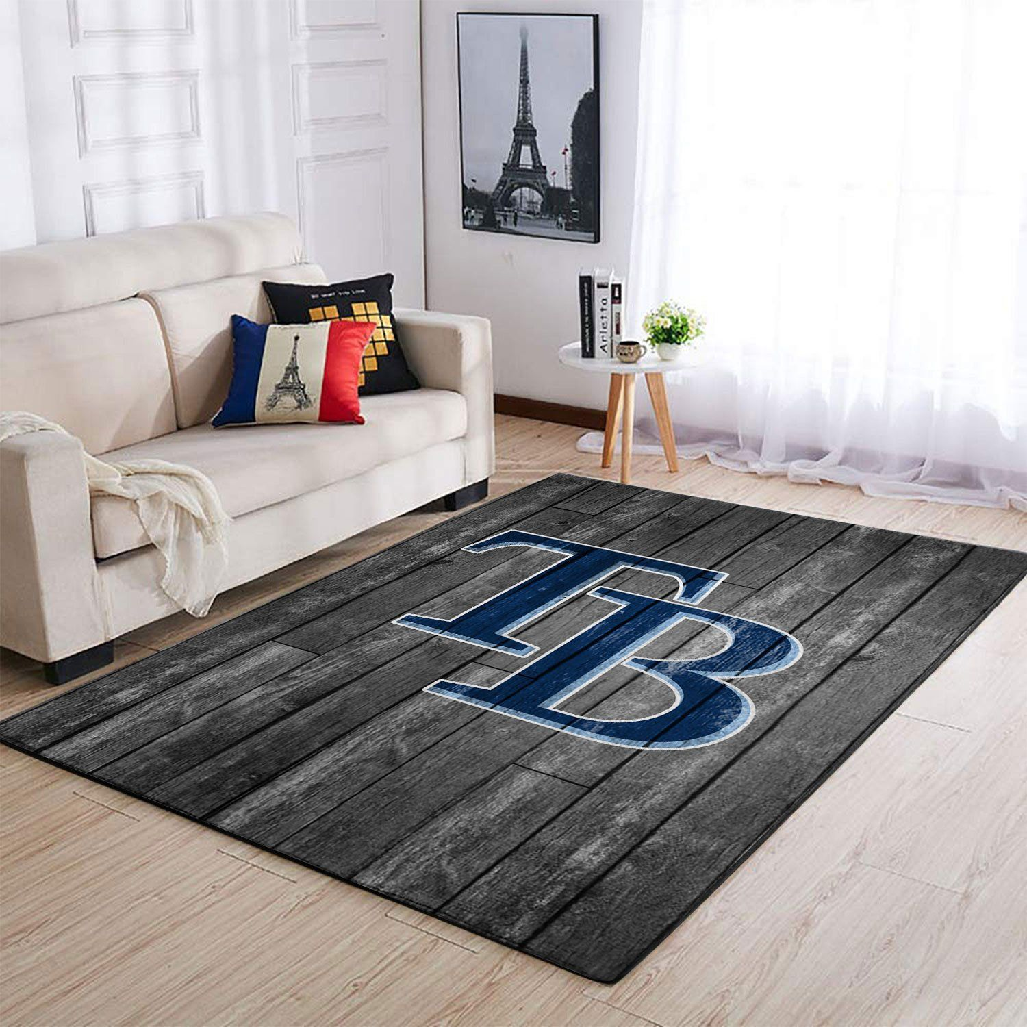 Amazon Tampa Bay Rays Living Room Area No5091 Rug