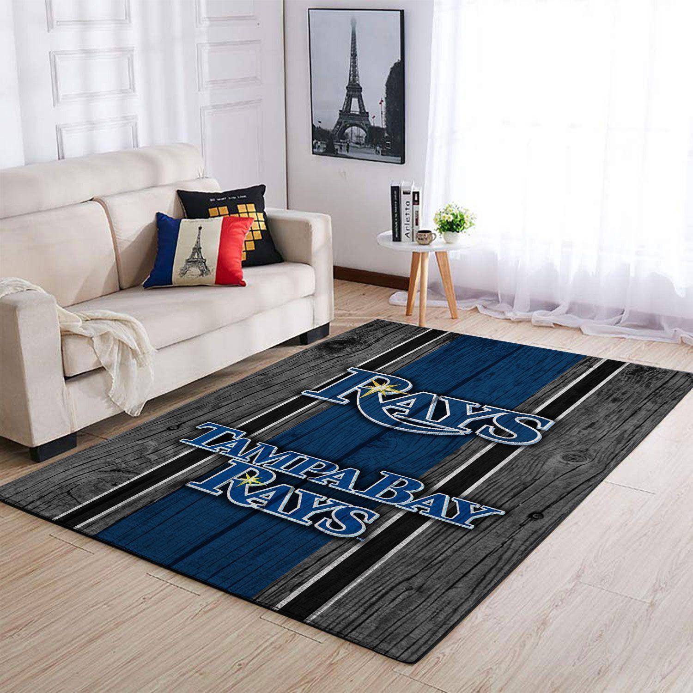 Amazon Tampa Bay Rays Living Room Area No5096 Rug