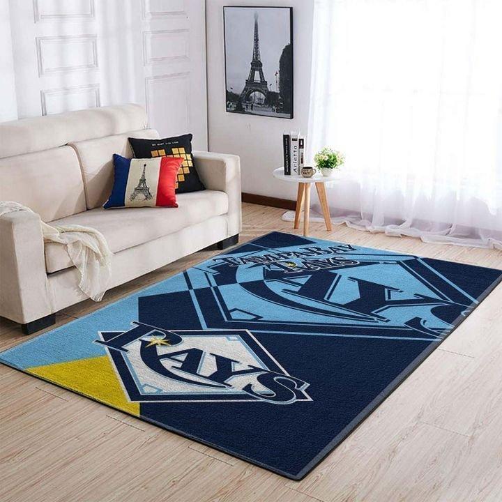 Amazon Tampa Bay Rays Living Room Area No5101 Rug