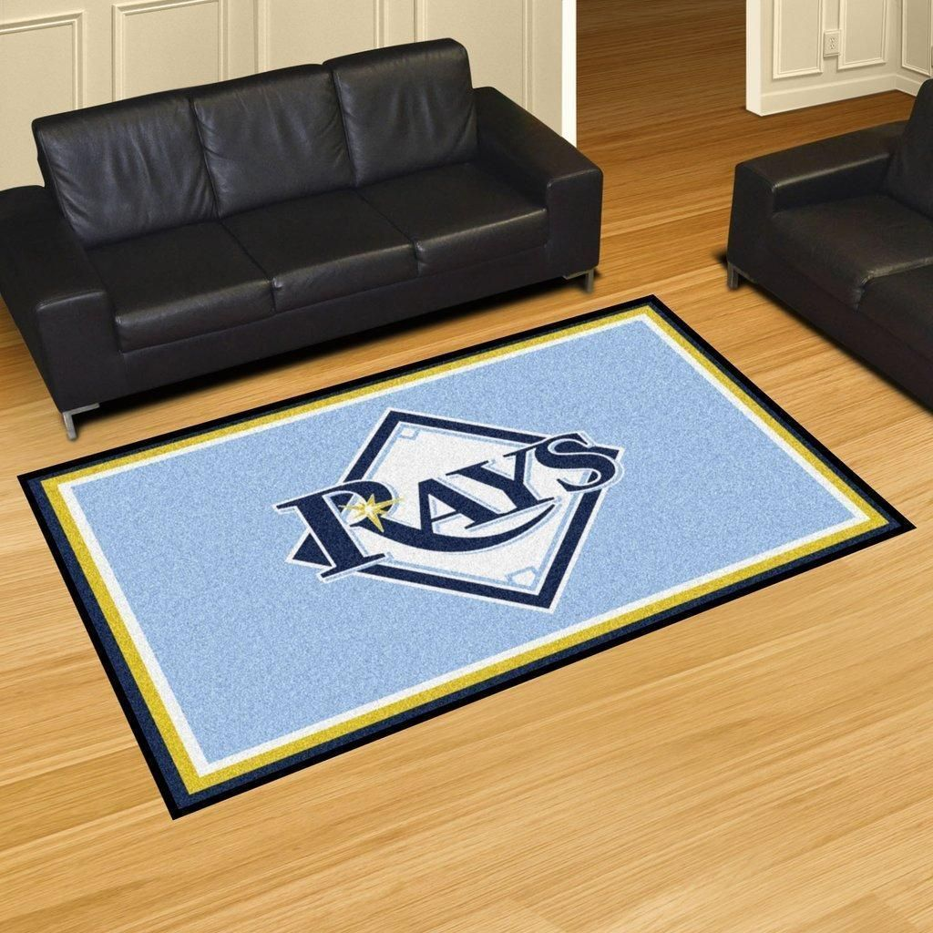 Amazon Tampa Bay Rays Living Room Area No5102 Rug