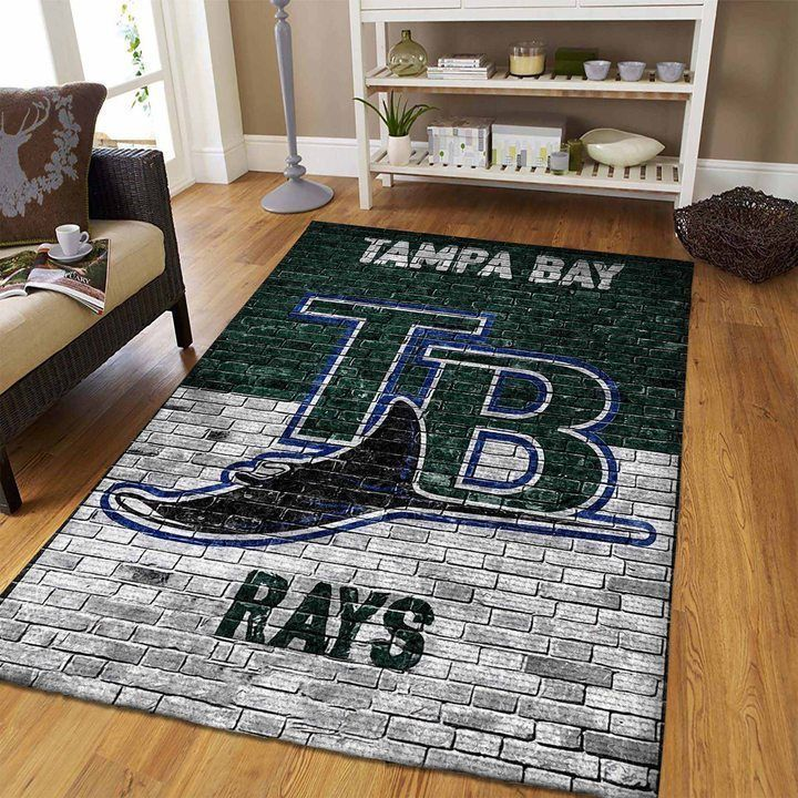 Amazon Tampa Bay Rays Living Room Area No5107 Rug