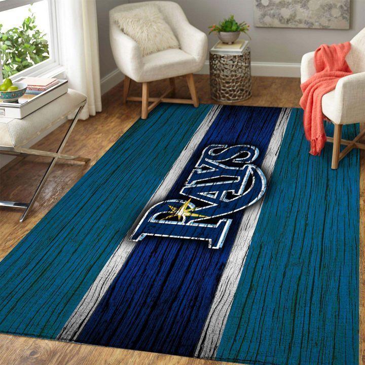 Amazon Tampa Bay Rays Living Room Area No5108 Rug