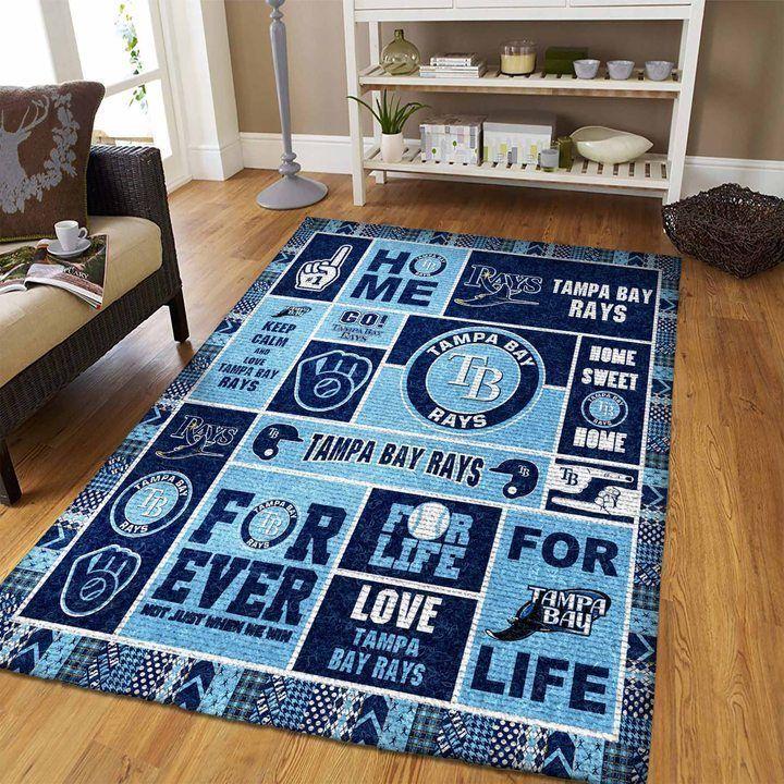Amazon Tampa Bay Rays Living Room Area No5109 Rug