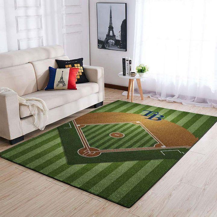 Amazon Tampa Bay Rays Living Room Area No5112 Rug