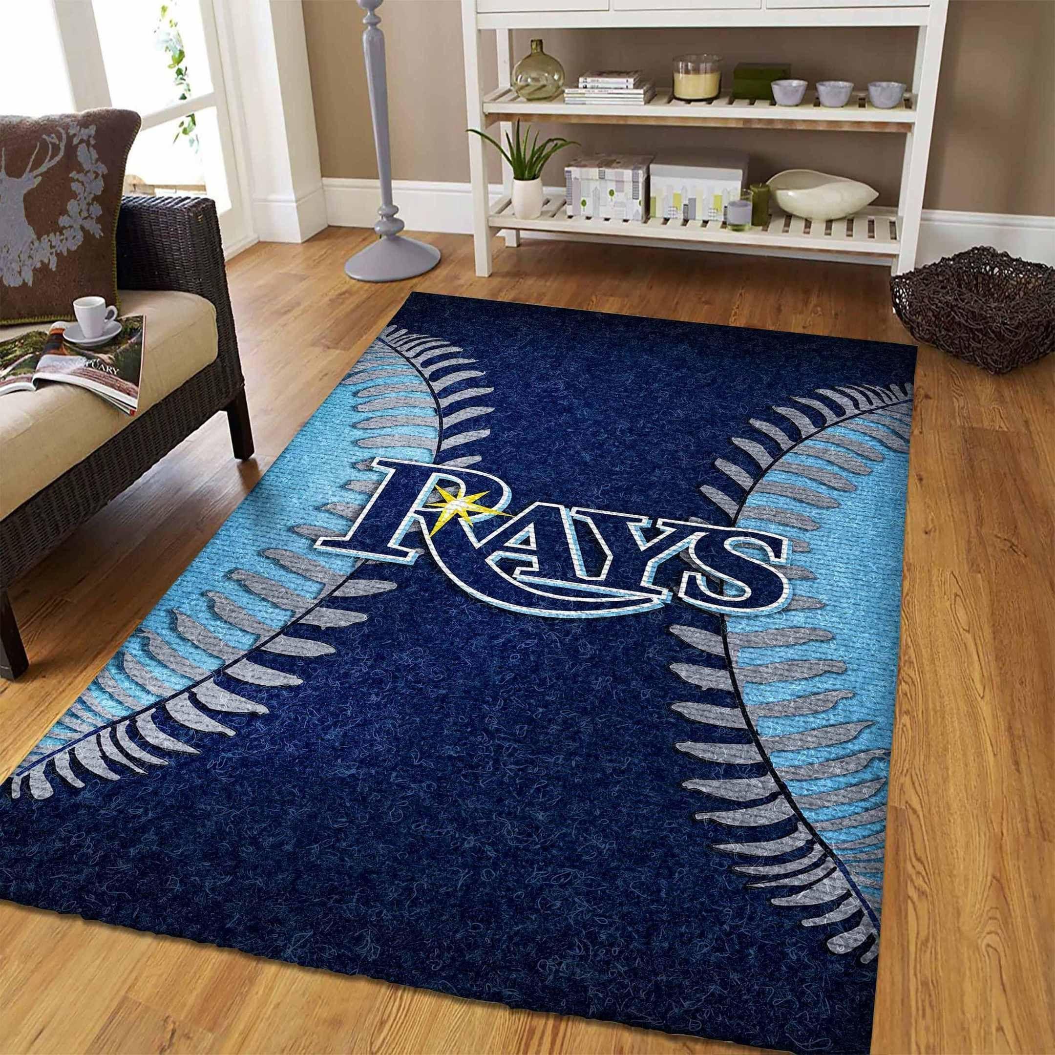 Amazon Tampa Bay Rays Living Room Area No5114 Rug
