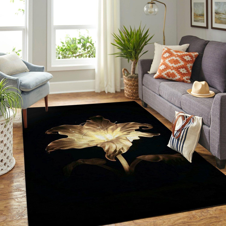 Amazon Tangled Magic Flower Disney Movie Living Room Area No6684 Rug