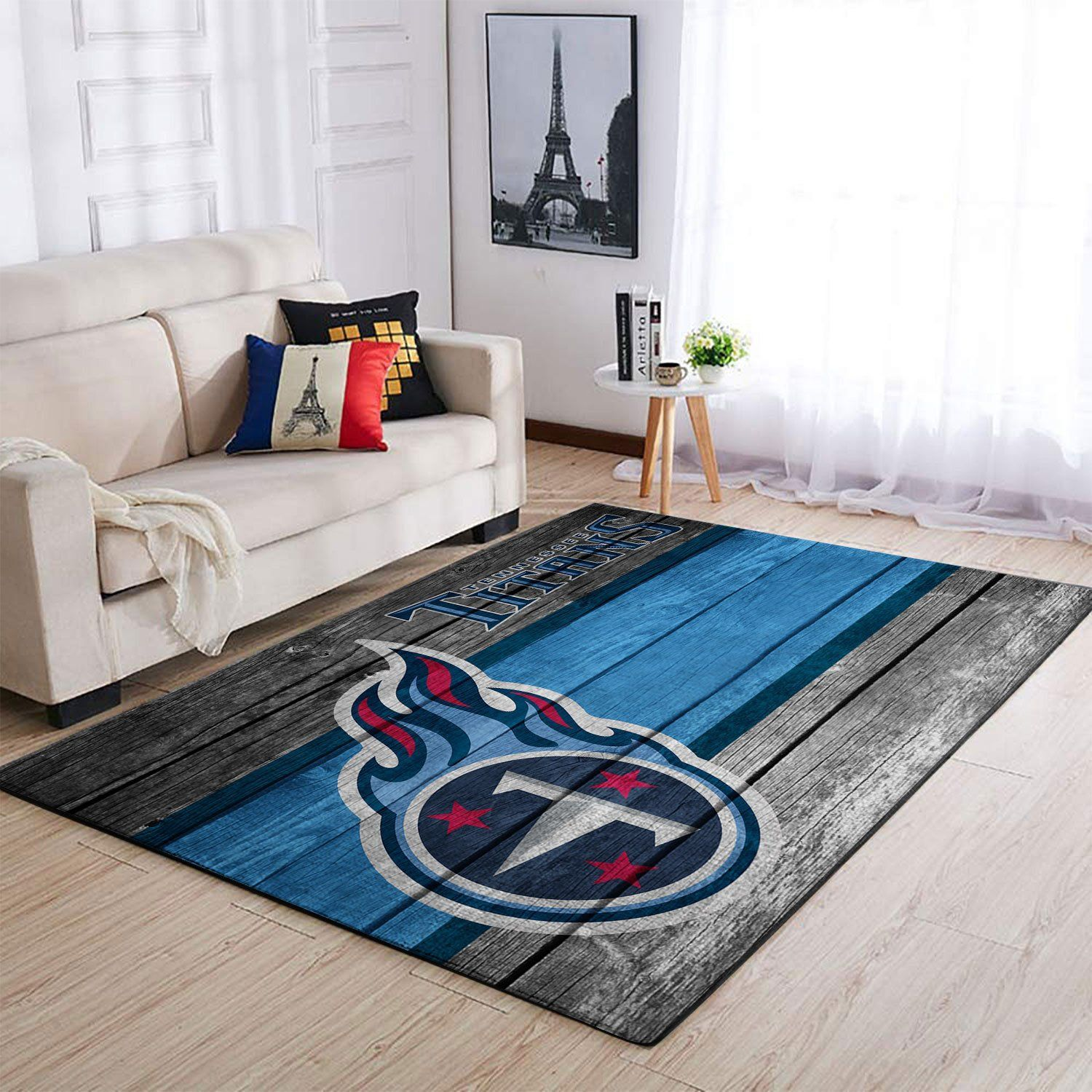 Amazon Tennessee Titans Living Room Area No5134 Rug