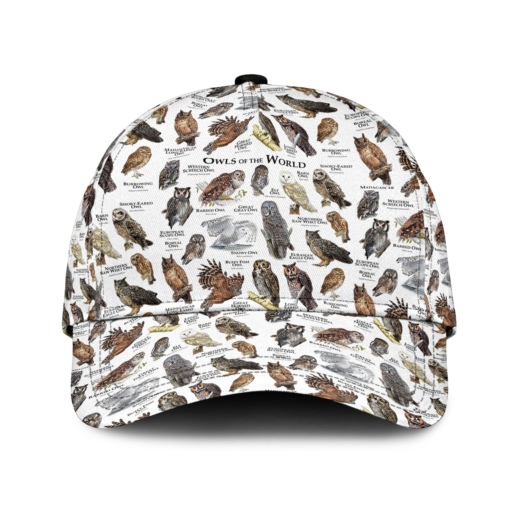 Animal Of The World Sku 32 Classic Cap