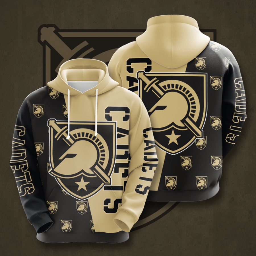 Army Black Knights No95 Custom Hoodie 3D