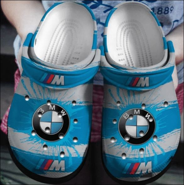 Bmw Crocs Clog Shoes