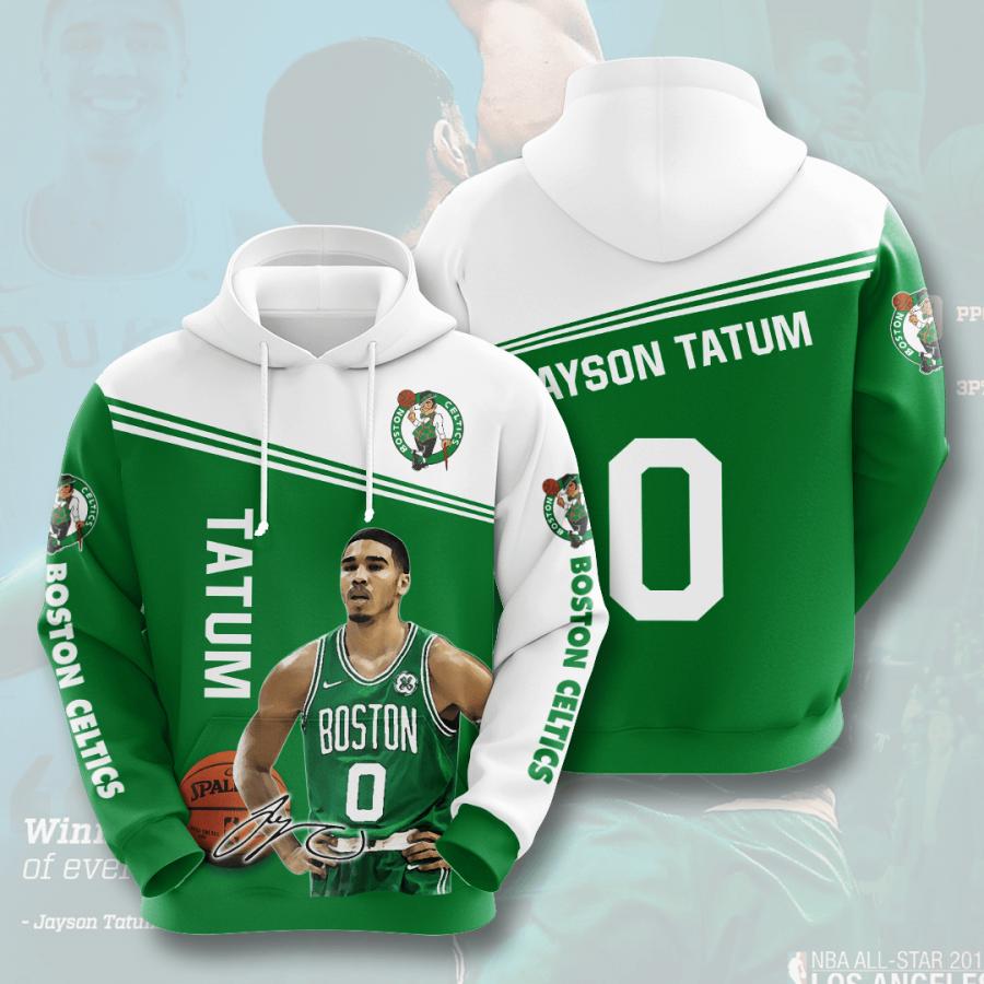 Boston Celtics No220 Custom Hoodie 3D