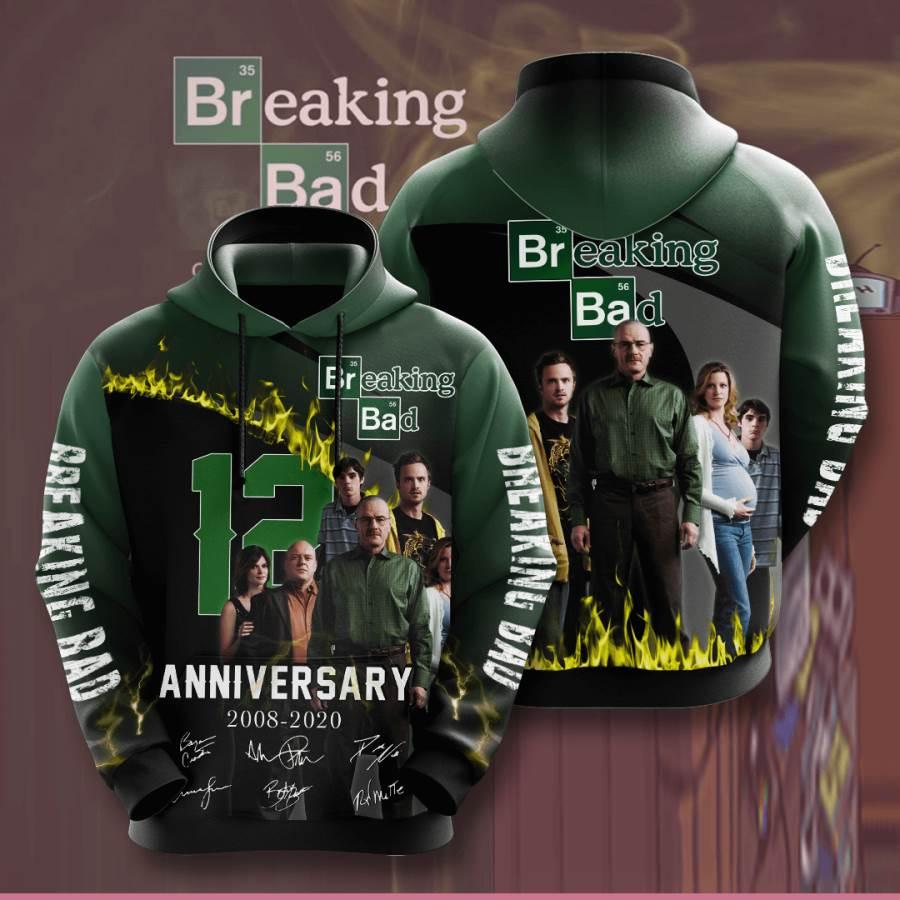 Breaking Bad No237 Custom Hoodie 3D