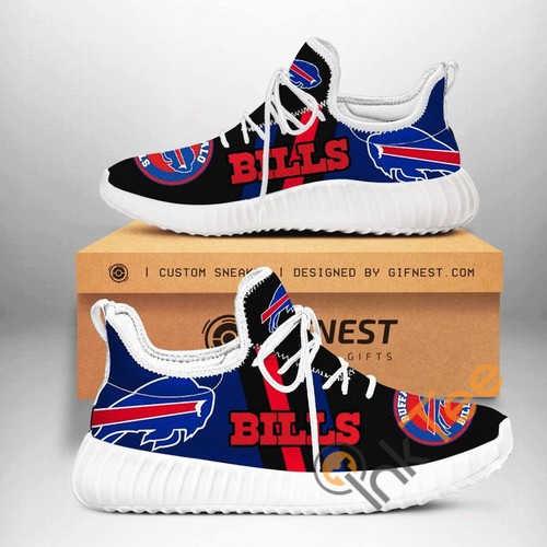Buffalo Bills Football Team Customize Yeezy Boost