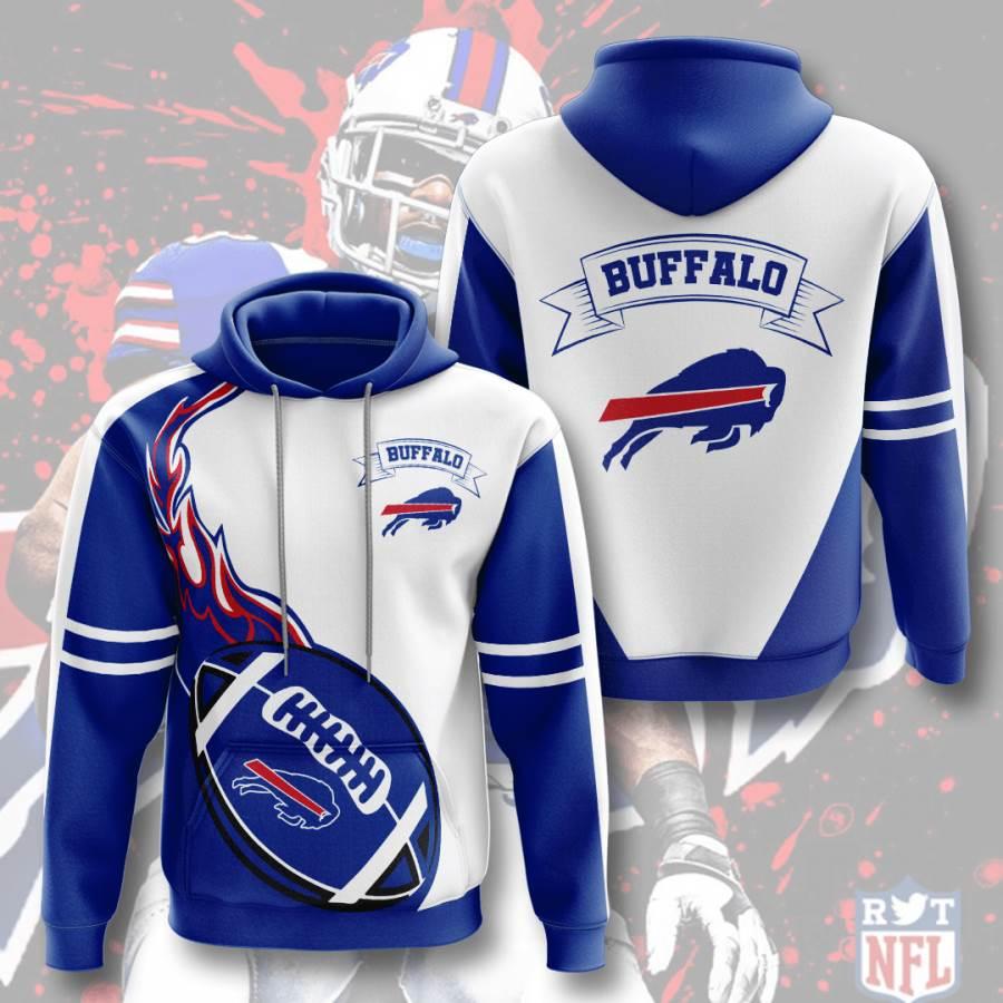 Buffalo Bills No267 Custom Hoodie 3D