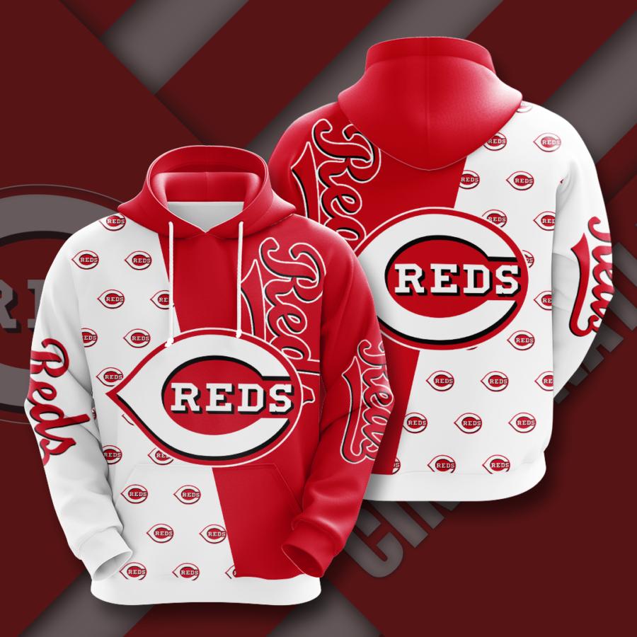 Cincinnati Reds No426 Custom Hoodie 3D
