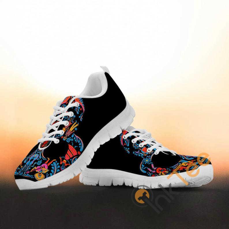 Coco Custom Painted Disney Movie Animated Running No 324 Nike Roshe Shoes