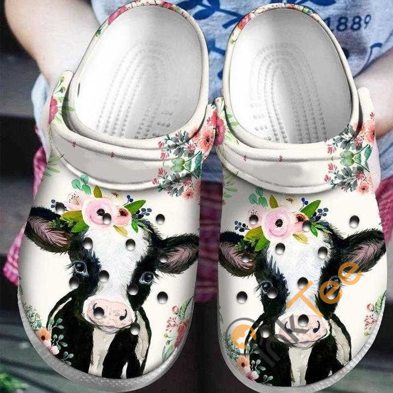 Dairy Cows Crocs Clog Shoes